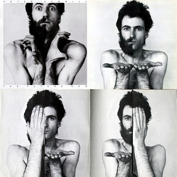 Peter Hammill, The Future Now, 1978. Photo : Brian Giffin