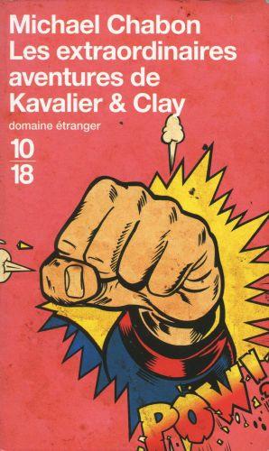 Les-Extraordinaires-Aventures-de-Kavalier---Clay