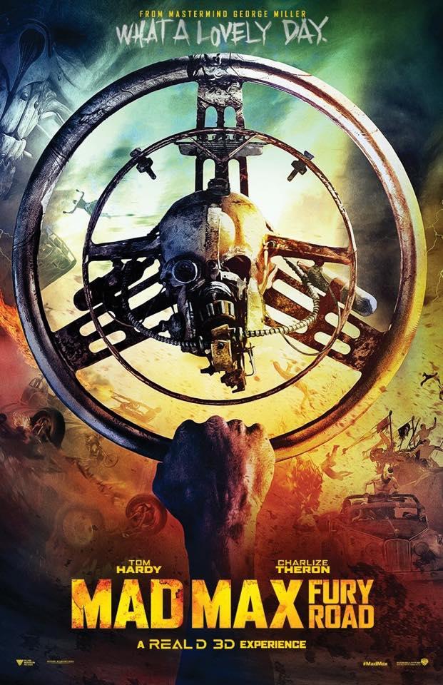 L'inévitable Mad Max Fury Road, qui s'annonce comme un déluge d'action